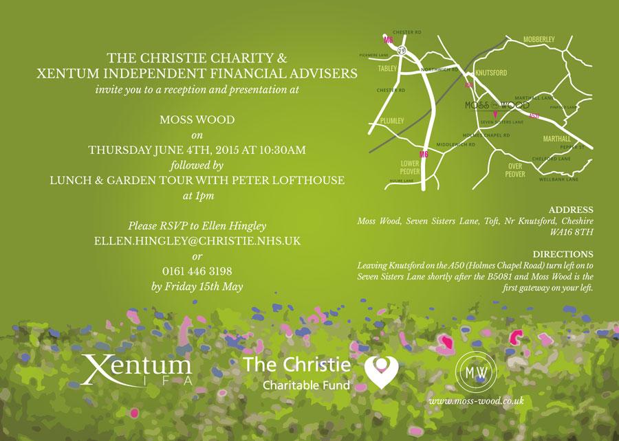 Xentum Invitation