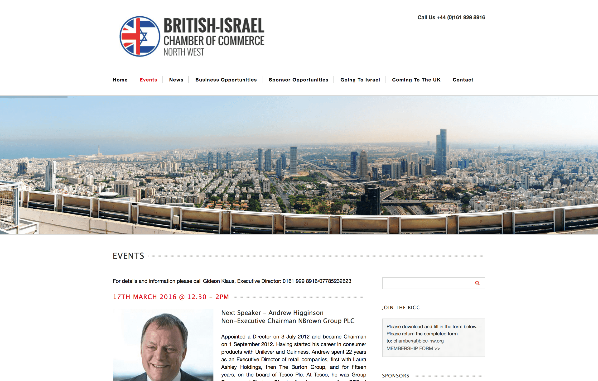 British Israel Chamber of Commerce