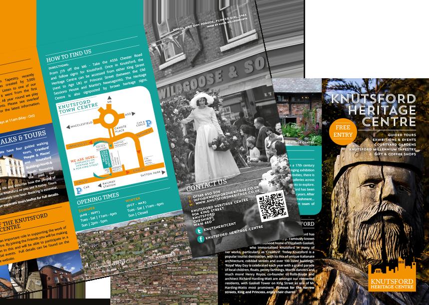 Knutsford Heritage Centre Leaflet
