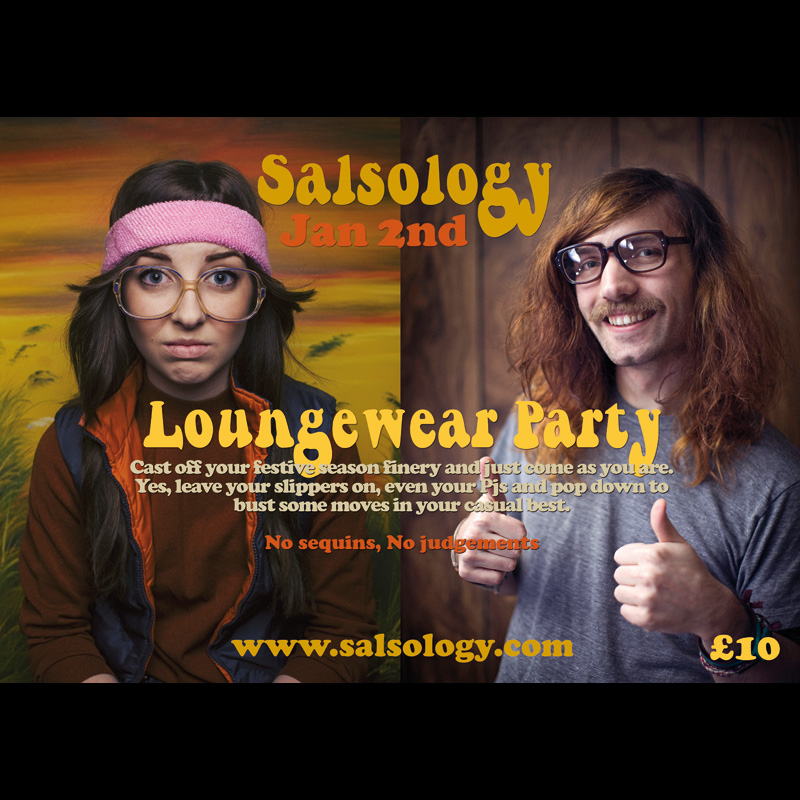 Salsology Flyer